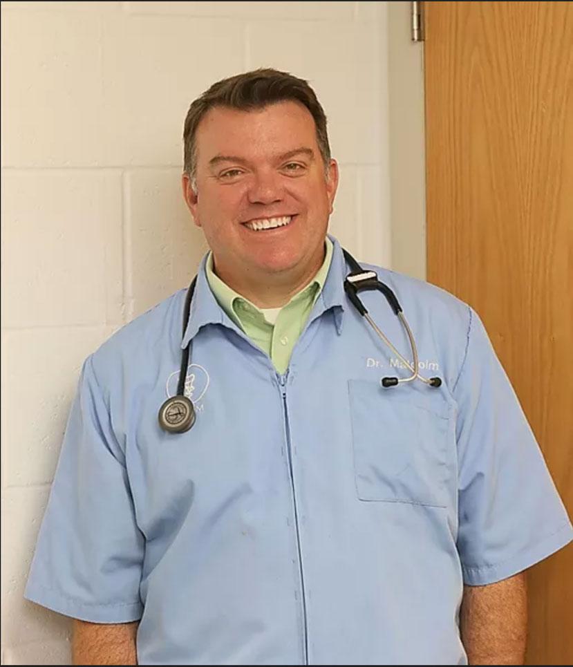 Dr. Adam Malcolm
